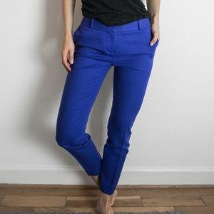 Kate Spade Davis Blue Pants